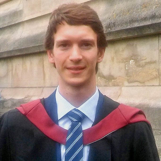 First Scholar Is Awarded A First Class Degree