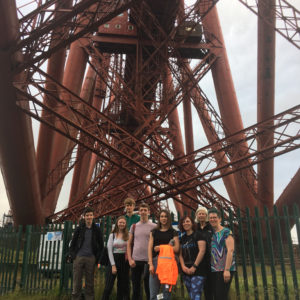 Forth Rail Bridge Tour 2019 ft
